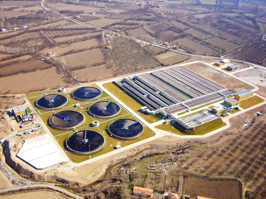 تم التوقيع على مناقصة منشأة العراق تكرير النفاية المائية من قبل جماعة أتاسوي