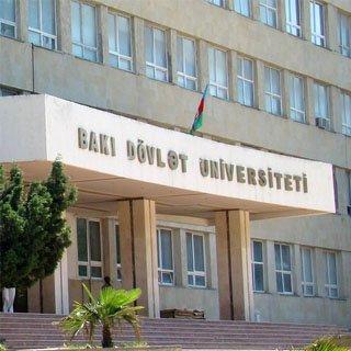 كلية الاتصالات للجامعة الدولة آزربيجان باكو - استديو التلفزيون